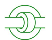 סמל של חיבור צינורות גז