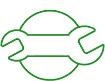 סמל של טכנאי